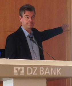 Dr. Niklas Bartelt, Geschäftsführer Paydirekt GmbH